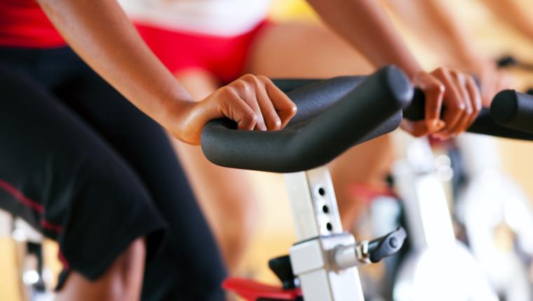 Reha-Training mit dem Fahrrad