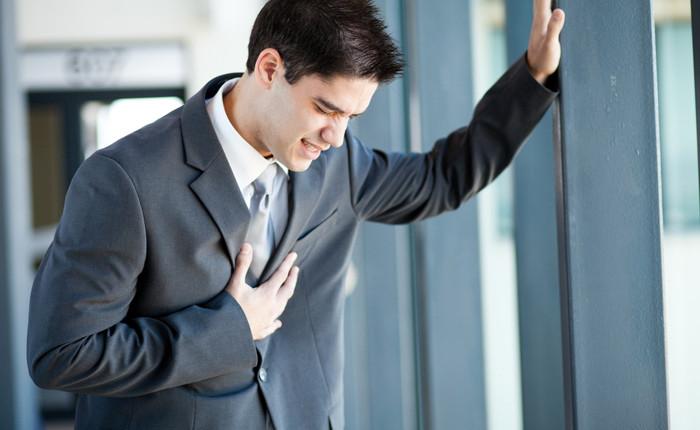 Schmerzen im Brustbereich: Mögliche Krankheitsbilder