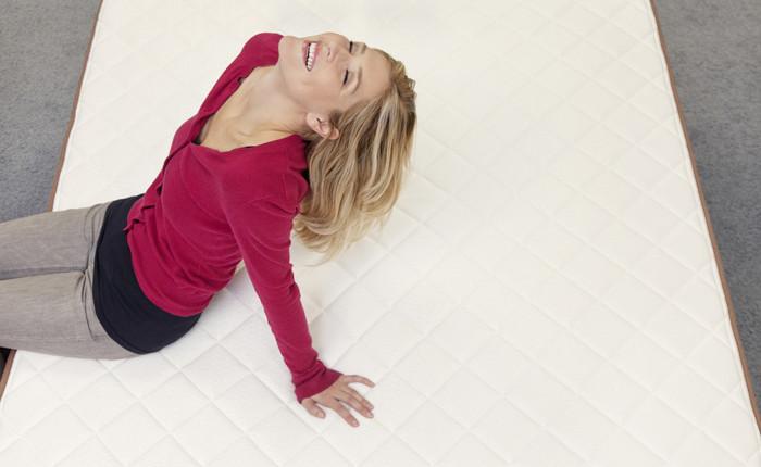 Gesund Schlafen – Matratzen gegen Rückenschmerzen