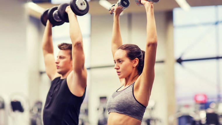 Kraftsport: Positive Auswirkungen auf den Körper