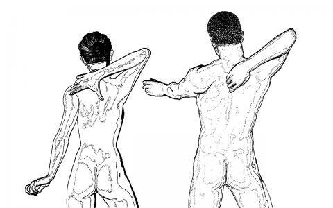 Die Wirbelsäule gehört zu den wichtigsten Strukturen des Haltungsapparats.